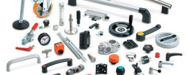 suministros industriales de ELESA+GANTER